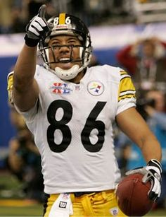 Pittsburgh Steelers - Heinz Ward