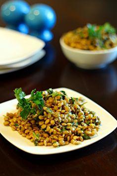 Lebanese-Style Red Lentil Soup Recipe | Lebanese Blonde | Pinterest ...