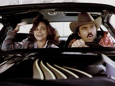 Smokey and the Bandit.  Loved this movie when I was younger!