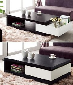 Coffee Table By Furniture Of America Modern Coffee Tables Sofa End