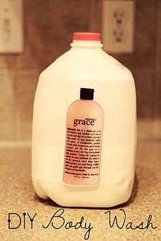 homemade body soap