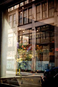Gramercy Tavern | New York - definitely a favorite. I prefer the tavern to the dining room
