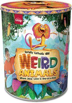 Totally Catholic Weird Animals VBS Ultimate Starter Kit