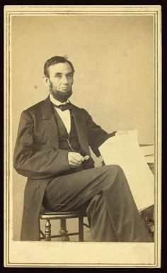 lincoln, the great emancipator? essay Here is a short essay which i have made on the topic please use this only for taking ideas for your own essay lincoln didn't deserve the accolade of the great emancipator.