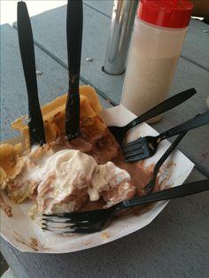Mangled Waffle!!