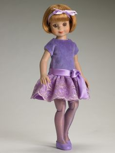Lilac Betsy by Tonner...Betsy McCall
