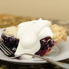 Lemon Blueberry Pie (GF) | Bob's Red Mill