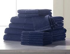 TotalHousehold's Weekly Fab Furnishings Giveaway: Joy Mangano's 16 Piece Luxe Towel Set