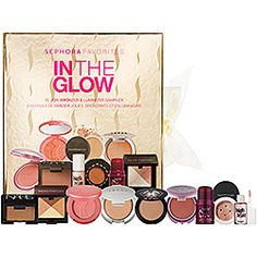Sephora Favorites - In The Glow Set  #sephora