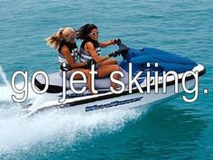DONE in Cancun with my baby REH  - Before I die bucket list bucket-list Go jet skiing