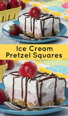 Here's a tasty way to share and enjoy your ice cream this summer. Our Ice Cream Pretzel Squares are sweet, salty, and simply delicious.