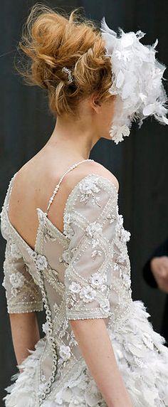 Chanel - Haute Couture S/S 2013