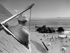 Les vacances de Monsieur Hulot - M. Hulot's Holiday (dir. Jacques Tati, 1953).