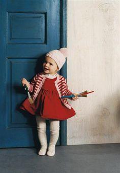 Cute outfit idea for little Grace!