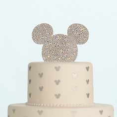 Every wedding cake deserves its perfect mate - a great cake topper
