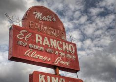 ... best queso on the planet) at Matt's El Rancho, just down the street