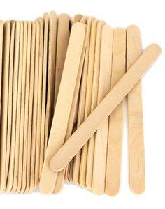 Standard Craft Sticks -Natural