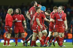 The 2014 Welsh rugby team #wales #rugby