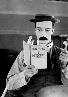 How to be a detective ;-)