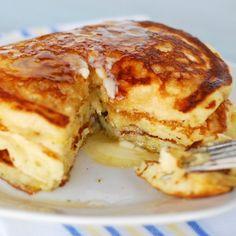 hootenanny pancakes | Yum | Pinterest | Pancakes, This Morning and ...