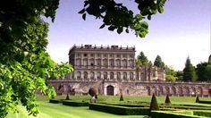 The magnificent Cliveden House at Taplow, Buckinghamshire, England