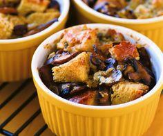 Roasted Fennel, Sausage & Apple Bread Pudding | Recipe | Fennel ...