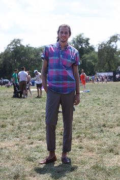 Pitchfork Festival Fashion: The Boys!