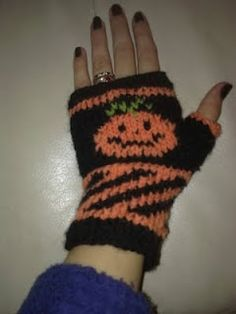 Halloween Knits on Pinterest Halloween Knitting, Knitting Patterns and Pump...