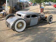 classic car #rat #hot #rod