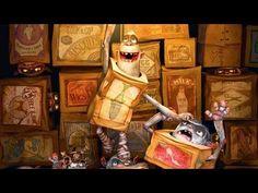 THE BOXTROLLS Trailer (Animation - 2014) - YouTube