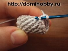 tutorial..how to crochet a tube