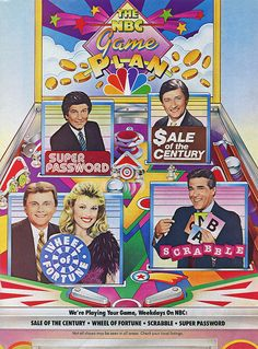 NBC TV Game Show Ad | Flickr - Photo Sharing!