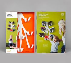 Curl packaging!