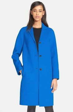Vince Classic Coat available at #Nordstrom