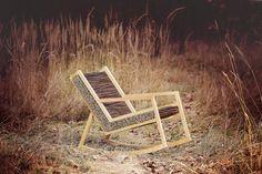 The Haluz Rocking Chair