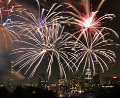 boston hotels view 4th july fireworks