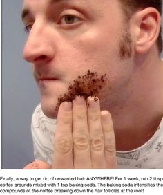 How To Get Rid Of Facial Hair Naturally Forever