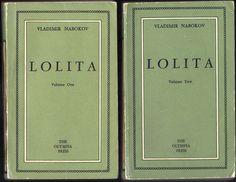 """Primera edición de """"Lolita"""""""