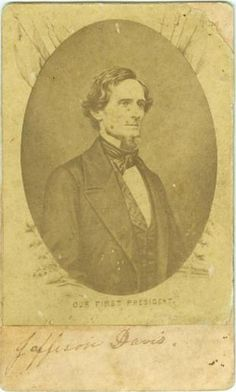 jefferson davis birth and death date