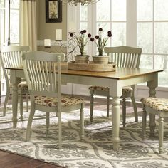 Dining Room Ideas On Pinterest Kitchen Tables Pedestal And One Kings Lane