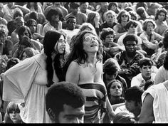 Joe Cocker - A Little Help From My Friends - Woodstock 1969 There was two shows at the 1969 Woodstock Music Festival. One was on stage. One was the people off stag