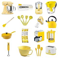 in drop zone yellow kitchens kitchen accessories and accessories