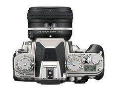 "Nikon Df It's not often I look at a Nikon and go ""Ooh... shiny!"", and never at a modern one. Ooh... shiny!"