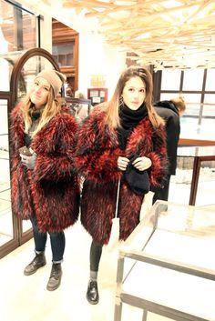 More fur.