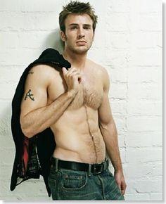 Chris Evans=Hottie