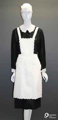 1920s Servant's uniform, Zwieback.