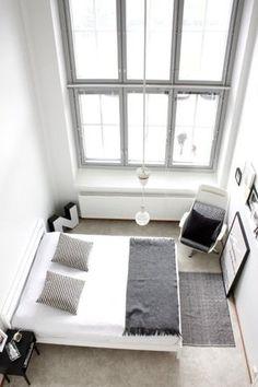 white + window
