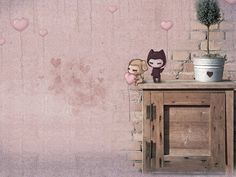 Cute Cartoon Wallpapers Collection