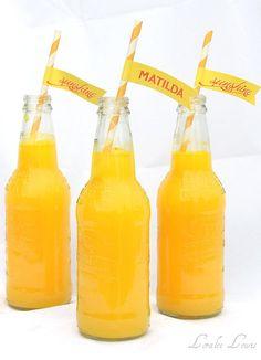 Sunshine Party - Drinks