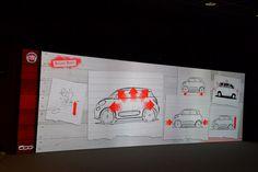 500L: a Fiat design approach by Fiatontheweb, via Flickr